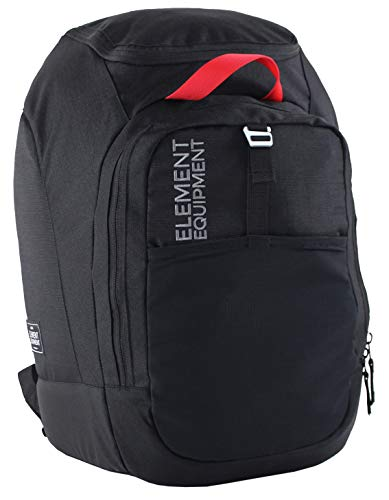 Element Equipment Ultimate Boot Bag Snowboard Ski Backpack Black NanoWeave Ripstop