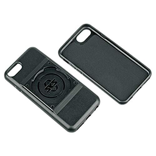 SKS GERMANY COMPIT COVER Handyhülle mit Befestigungsvorrichtung für iPhone, Smartphone und Huawei und COM/SMARTBAG wasserabweisende Handytasche, kompatibel mit COMPIT-System, schwarz