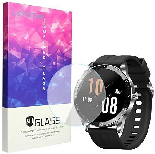 SkyBand 9H Protector De Pantalla De Cristal Templado para Reloj Inteligente Blackview X1 (3 Pack)
