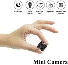 Mini Câmera Espiã Sq11, Full HD, 1080P, 2,3cm, Visão