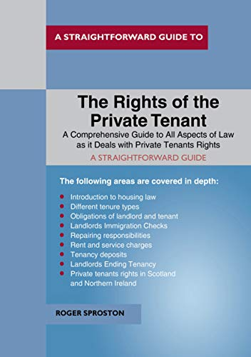 The Rights of the Private Tenant: Revised Edition 2019