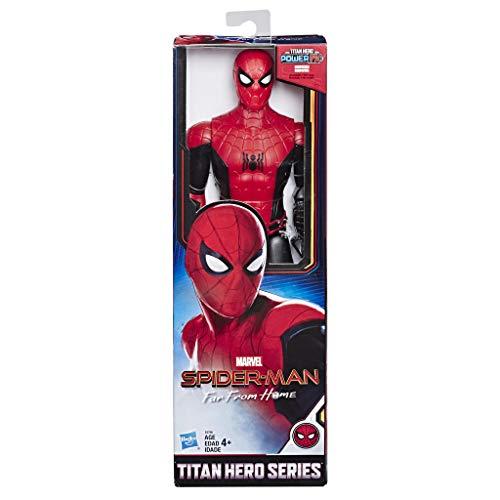 Hasbro Spider-Man Marvel - Far From Home Titan Hero Power FX, Multicolore, 30 cm, E5766EU4