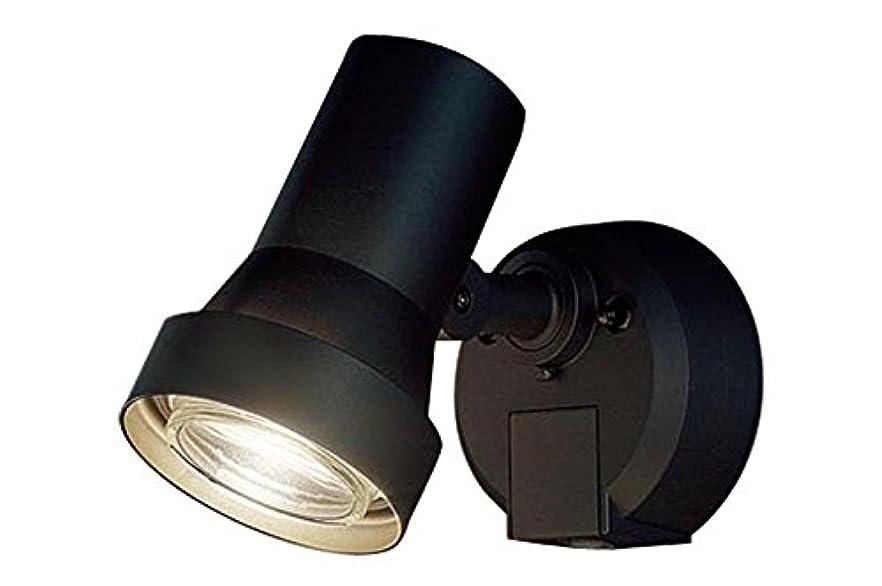 疎外経歴豆Panasonic LED スポットライト 壁直付型 50形 電球色 LGWC45030BZ