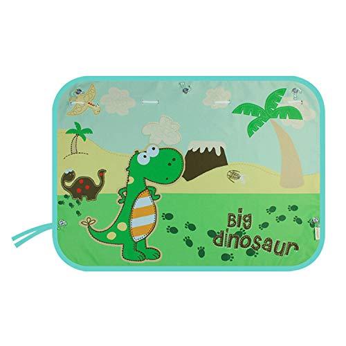 2 PCS 70x50cm Mode Mignon Anti-UV Sucker Voiture Arrière Côté Fenêtre Sun Shades Pare-Soleil Protecteurs pour Enfants Enfants Bébé Garçons Filles Style C