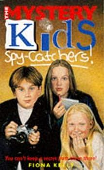 Spy catchers! 0439322596 Book Cover