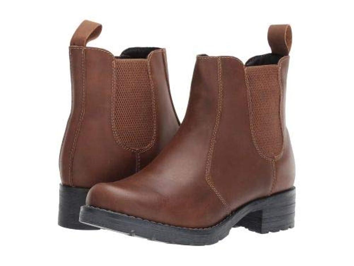 犯罪整理する置換Tundra Boots(ツンドラ) レディース 女性用 シューズ 靴 ブーツ レインブーツ Daelyn - Brown [並行輸入品]