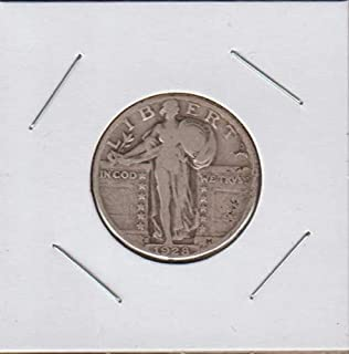 1928 S Standing Liberty (1916-1930) Quarter Fine +