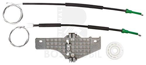 Bossmobil 307, avanti destra, 2/3 o 4/5 porte, set riparazione per sollevatore di finestrino alzacristalli
