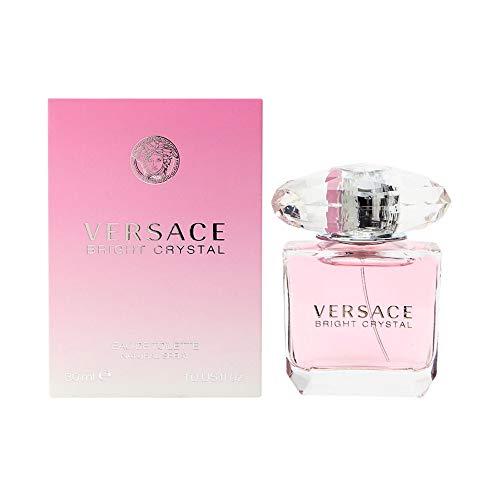 Versace Bright Crystal Eau de Toilette, Donna, 30 ml