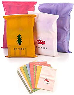 la Valise et Le Camping Qeedo Organizer Bags Sacs d/'Emballage pour Le Sac-/à-Dos