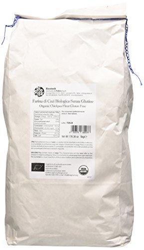 Probios Farina di Ceci Bio - Senza Glutine - Confezione da 5 kg