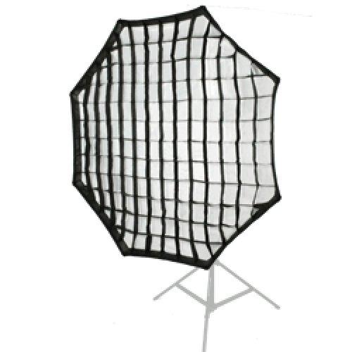 Walimex 15975 Caja de luz - Soft Box (Negro, Blanco, 1500 mm, 550 mm, 1500 mm, 2,4 kg)