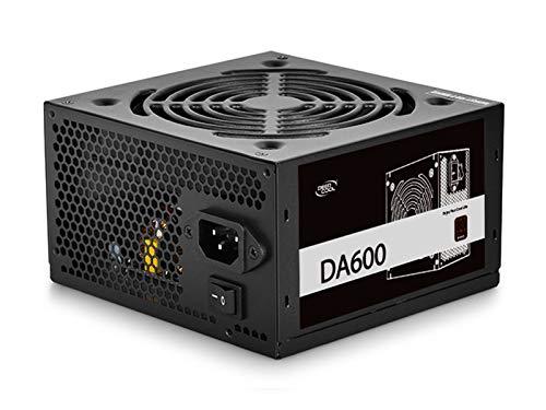 Deepcool DA600 600W BRONZE PC電源ユニット 80PLUS BRONZE認証取得 DP-BZ-DA600N PS898