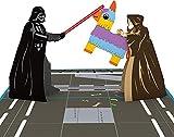 Lovepop Star Wars Darth Vader Celebration Pop Up Card, 5x7 - 3D Birthday Greeting Card, Star Wars Pop-Up Card, Birthday Cards for Kids, Celebration Cards