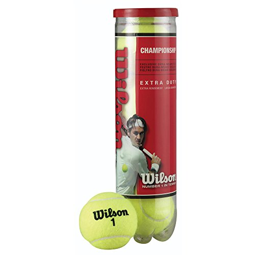 Wilson Championship Tennis Sports Balls (x12)