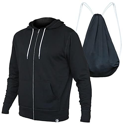 Quick Flip Reversible Backpack Hoodie