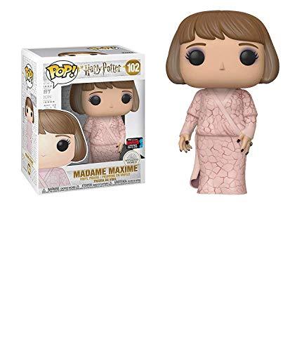 Funko POP!: Harry Potter: Madame Maxime Exclusivo