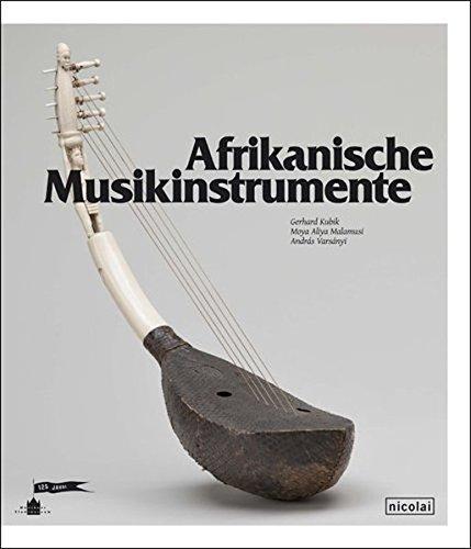 Afrikanische Musikinstrumente