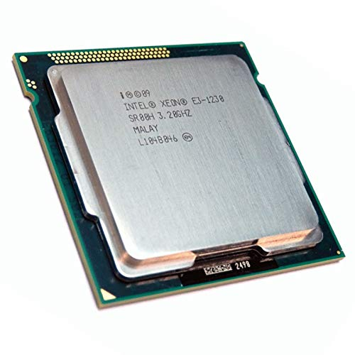 Intel procesador CPU XEON E3 – 1230 sr00h 3.20 GHz LGA1155 Quad Core Sandy