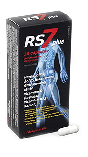 RS7 Plus Articulaciones 30 Cápsulas