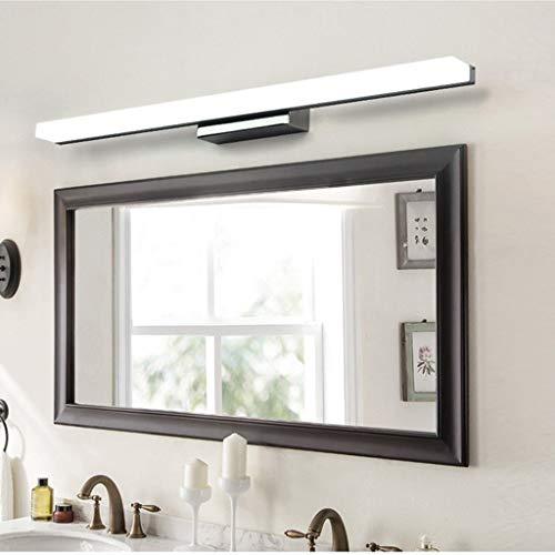 Lhh Wandlamp, badlamp, led-spiegellamp, make-up licht voor make-upspiegel, make-uptafel, badkamer, spiegelkast, garderobe keuken