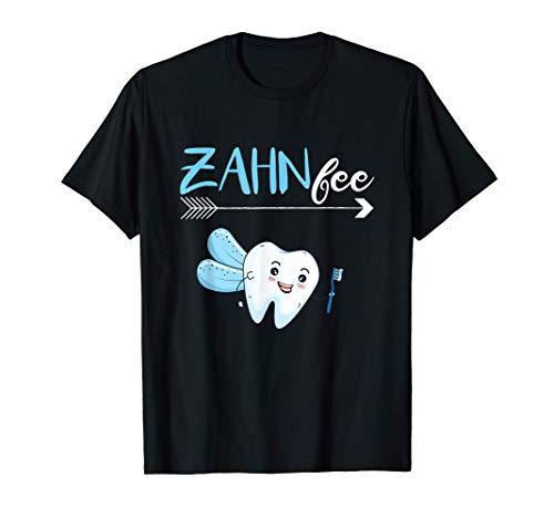 Zahnfee Kostüm Damen & Zahnpasta Geschenk Zahnmedizin T-Shirt