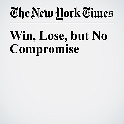 Win, Lose, but No Compromise cover art