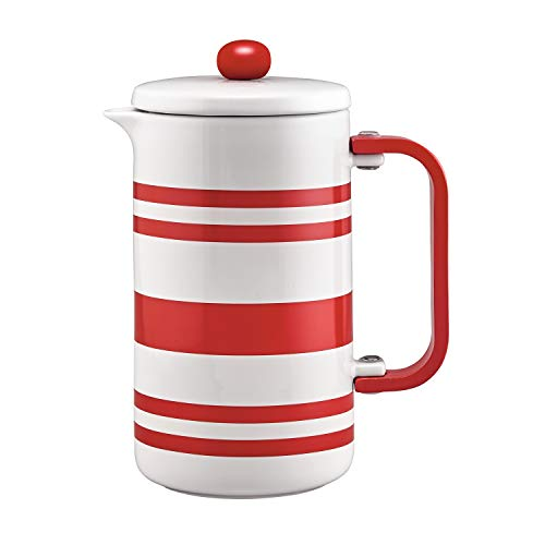 BonJour Hot Beverage Ceramic French Press Coffee Maker...