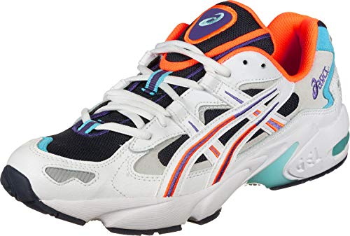 Zapatillas de correr Asics Gel-Nimbus 22 (D) para mujer, Azul (Aletas grises/Abrigo...