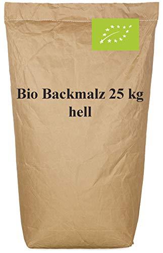 Malt de boulangerie biologique malt léger enzymatique 25 kg farine de malt d'orge diastolique farine de malt naturel sans additifs pour pains à pizza croustillants
