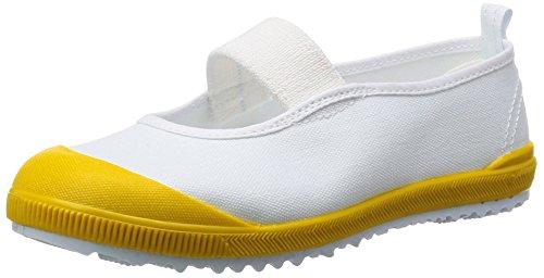 アキレス 上履き 抗菌防臭 洗濯機洗い可 15~30cm 2E 男の子 女の子 イエロー 16.0cm