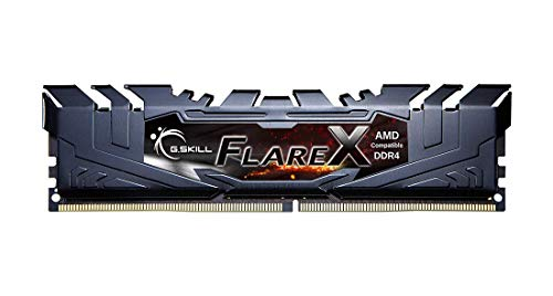 G.Skill F4-3200C16D-32GFX Flare X - Memoria RAM de 32 GB (DIMM, DDR4-3200)
