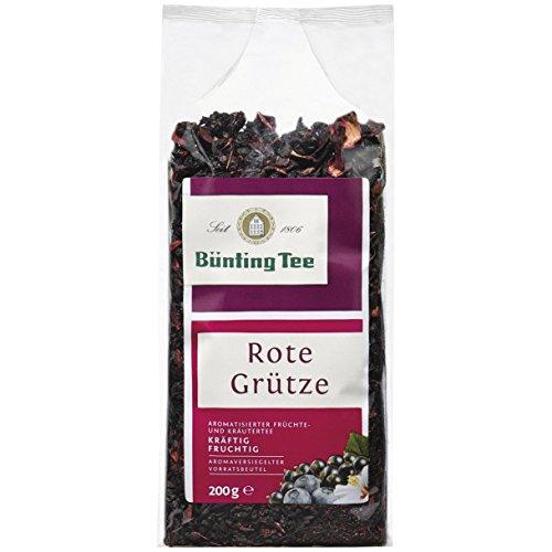 Bünting Tee Rote Grütze, 200g loser Tee, 1er Pack