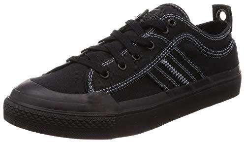 Diesel Herren S-astico Low Lace Sneaker, Schwarz Black T8013 Pr012, 40 EU