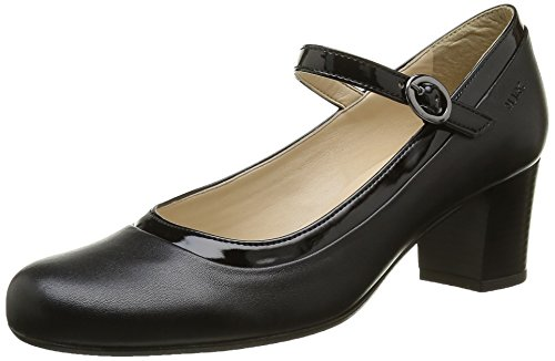 Marc Shoes Damen Leona Pumps, Schwarz (Black 00129), 41 EU