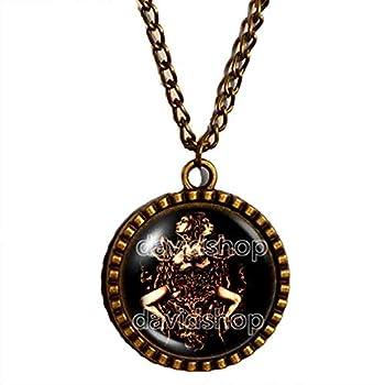 Belial Necklace Pendant Fashion Jewelry Lesser Key Of Solomon Goetia Demon Seal Sigil Sigils Symbol Art Cosplay