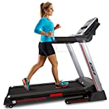 BH Fitness MARATHONER G6458RF - Tapis de course - Electrique - Pliable - Inclinaison électrique - Vit. max de 21 Km/h - Touches instantanées - 8 ANS DE GARANTIE