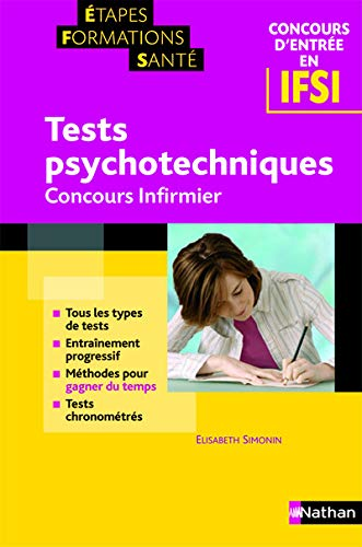 TESTS PSYCHOTECHN CONC INFIRM