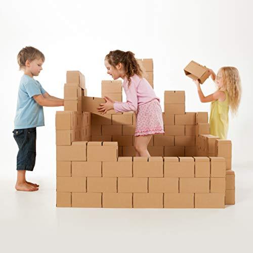 GIGI,  Bloks Bloques de Construcción Gigantes de Cartón,...