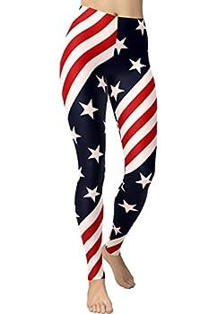 Best patriotic leggings for women Reviews