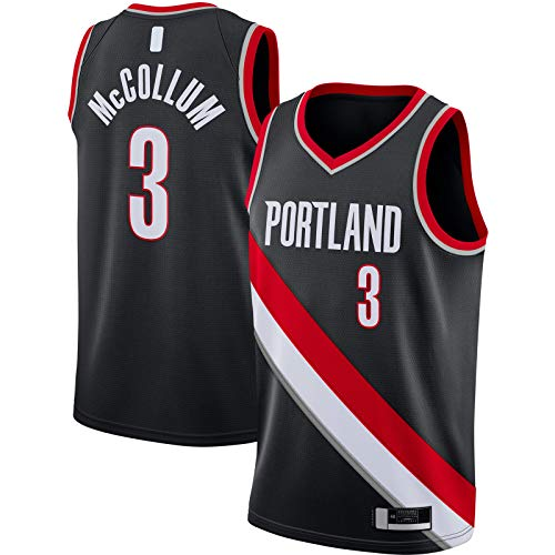 QIANDA Camiseta de manga corta #Name? #3 Baloncesto 2020/21 Swingman JerseyTraning Jersey Edición Icono