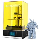 ANYCUBIC Photon Mono X Resin 3D Printer, Large LCD UV Photocuring Fast Printing with 8.9' 4K Monochrome Screen, Matrix UV LED Light Source and WiFi Control, 192(L)x120(W)x245(H)mm / 7.55'x4.72'x9.84'