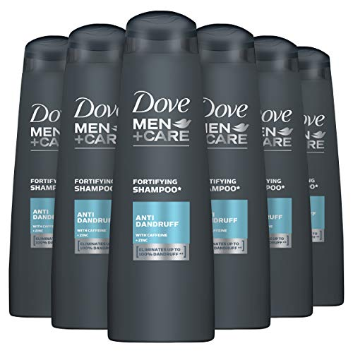 Dove Men+Care Anti-Roos Shampoo 6 x 250 ml Voordeelverpakking