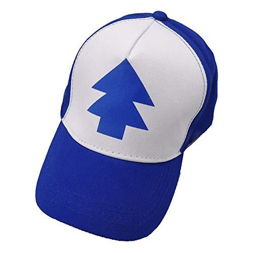 GAOXUQIANG Baseball-Mütze Gravity Falls Cap Einstellbare Trucker Caps