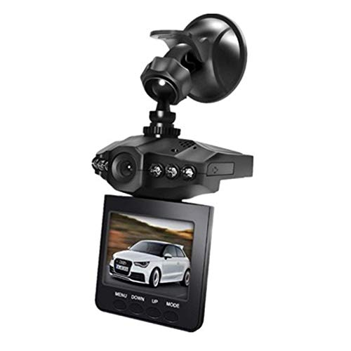 "Dash Cam, Car Dash Cam, 2.5"" Wide Angle Car Driving Recorder Dashboard Camera, Car DVR Vehicle Dash Cam with Night Mode, WDR, Loop Recording Excellent Video Images"