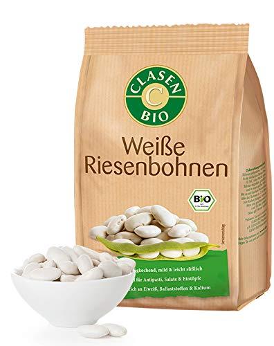 CLASEN BIO Weiße Riesenbohnen - 500g