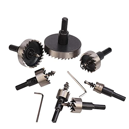 12-80mm High Speed Steel Drill Bit HSS Hole Saw For Stainless Steel Wood Metal Alloy Cutting Tool 1PC,35mm,China