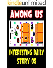 Among Us Comic Book: Interesting Daily Story 08 - Funny Comic (English Edition)