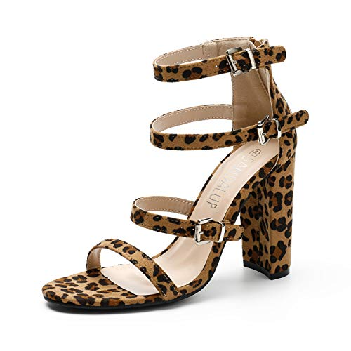 SANDALUP Heeled Sandals for Women Now $11.60 (Was $33)