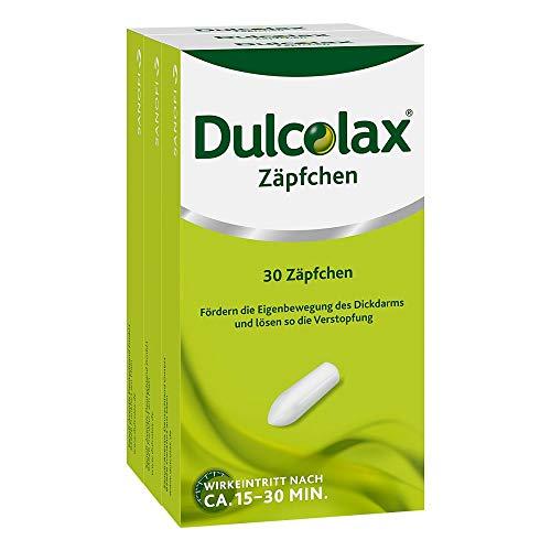 Dulcolax Zäpfchen bei Ver 30 stk